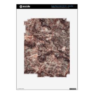 Cherry Blossom Decorative Stone - Veined Stunner Skin For iPad 3