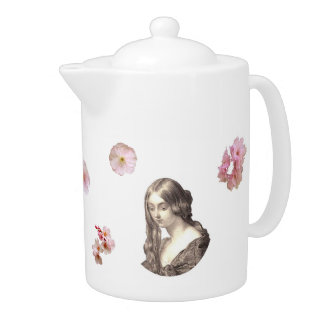 Cherry Blossom Dreams Teapot
