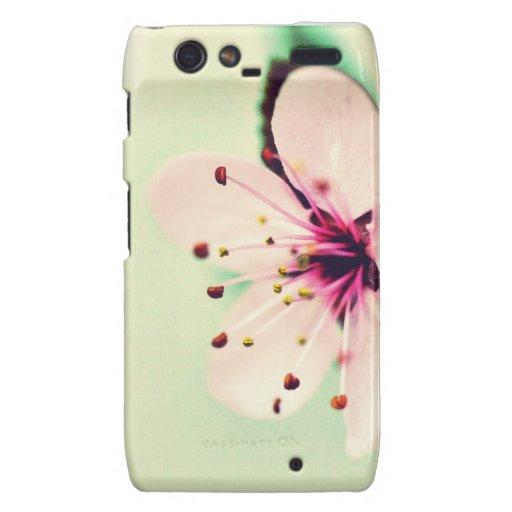 Cherry Blossom Droid RAZR Case