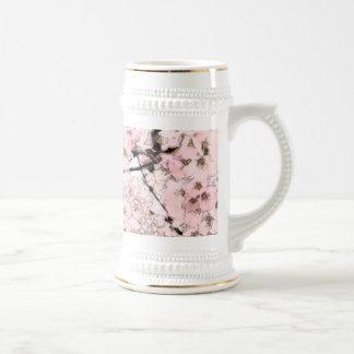 Cherry Blossom Edited Coffee Mugs