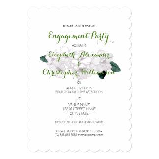 * Cherry Blossom Engagement Card