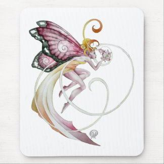 Cherry Blossom Faery Mouse Pads