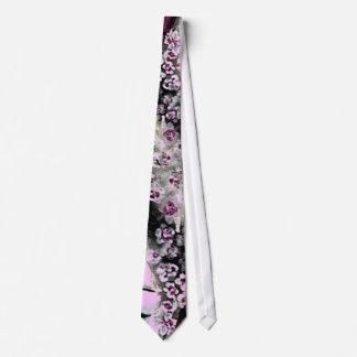 Cherry Blossom Fashion Tie