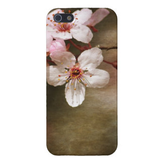 Cherry Blossom Floral Case For iPhone SE/5/5s