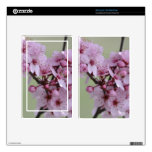 Cherry Blossom Floral Skin For Kindle Fire