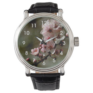 Cherry Blossom Floral Watches