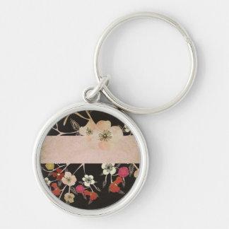 Cherry blossom flowers Keychain