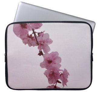 Cherry Blossom Flowers Computer Sleeves