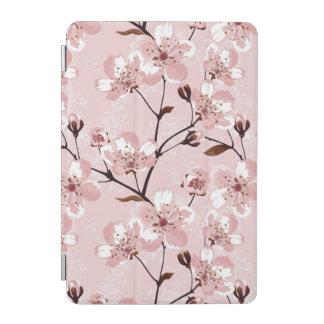 Cherry Blossom Flowers Pattern iPad Mini Cover