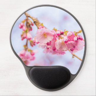 Cherry Blossom Gel Mouse Pad