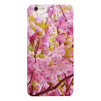 Cherry Blossom Glossy iPhone 6 Plus Case