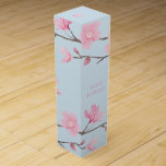 Cherry Blossom - Happy Birthday Wine Box