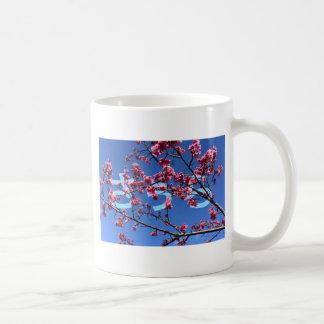 Cherry Blossom Hiragana Coffee Mug