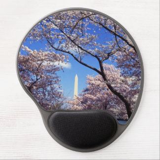 Cherry blossom in Washington DC Gel Mouse Pad