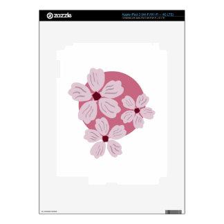 Cherry Blossom iPad 3 Decal