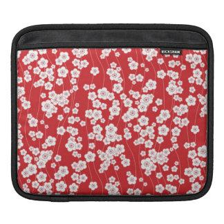 Cherry Blossom iPad Sleeve