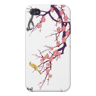 Cherry Blossom Covers For iPhone 4