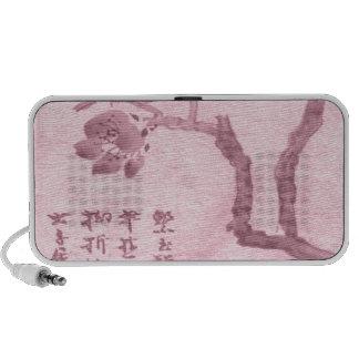 Cherry Blossom iPhone Speaker