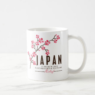 CHERRY BLOSSOM - JAPAN COFFEE MUG