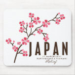 CHERRY BLOSSOM - JAPAN MOUSE PAD