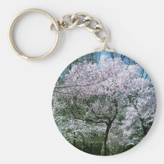 Cherry Blossom Key Chain