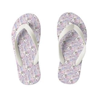 Cherry Blossom Kid's Flip Flops