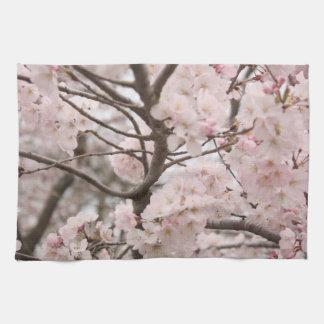 Cherry Blossom Kitchen Towels