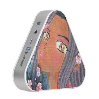 Cherry Blossom Klip Speakers