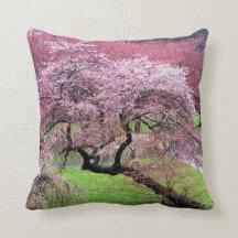 Cherry Blossom Lane Pillows