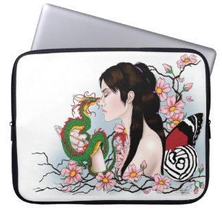 Cherry Blossom Laptop Sleeves