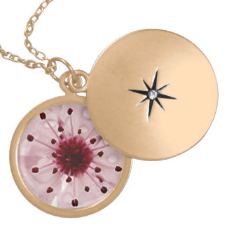 Cherry Blossom Locket