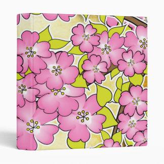 Cherry blossom lovely binder