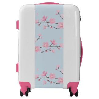 Cherry Blossom Luggage