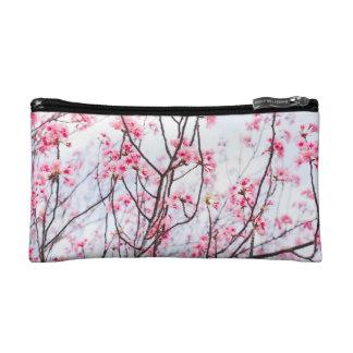 Cherry Blossom Makeup Bag