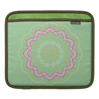 Cherry Blossom, Mandala Art, Sleeve For iPads