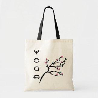 Cherry Blossom - Mini Tote Bags