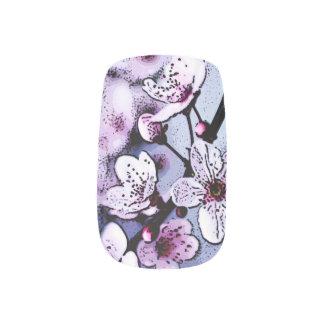 Cherry blossom minx® nail wraps
