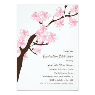 Cherry Blossom   Party Invitation