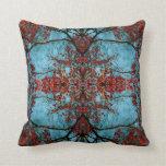 Cherry Blossom Pattern Pillow