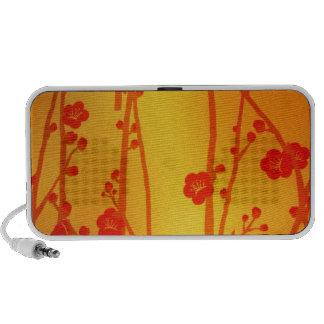 Cherry Blossom PC Speakers