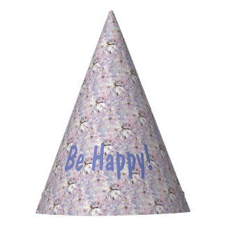 Cherry Blossom | Personalized Party Hat