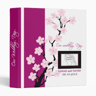 Cherry Blossom |Photo Keepsake Album Binder