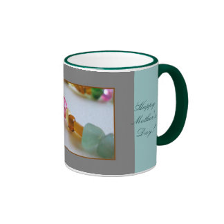 Cherry Blossom Pink Happy Mother's Day Mug