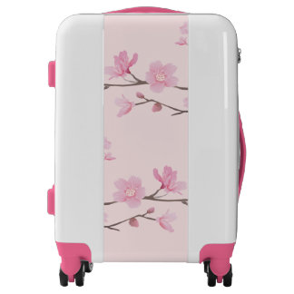 Cherry Blossom - Pink Luggage