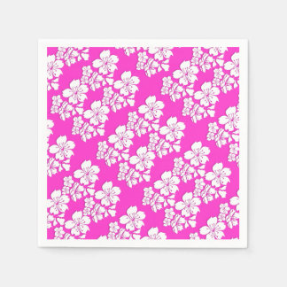 Cherry blossom pink sakura spring disposable napkin