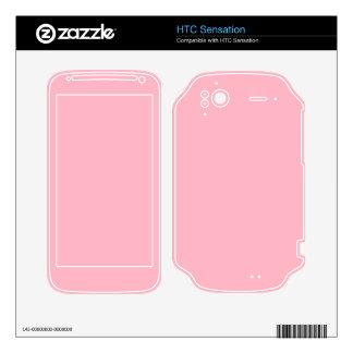 Cherry Blossom Pink Skin For HTC Sensation