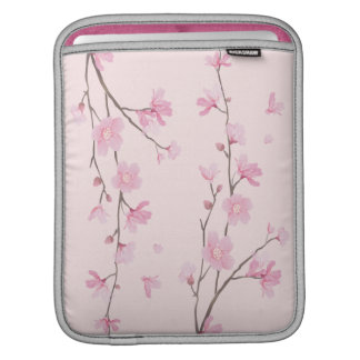Cherry Blossom - Pink Sleeve For iPads