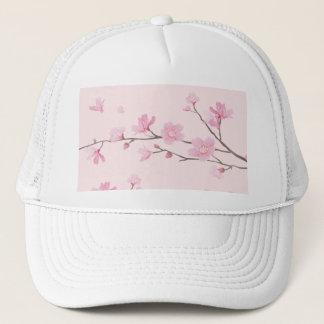 Cherry Blossom - Pink Trucker Hat