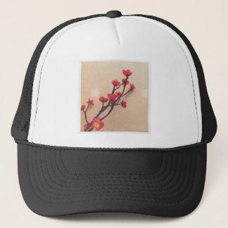 Cherry Blossom Plastic Fantastic Trucker Hat