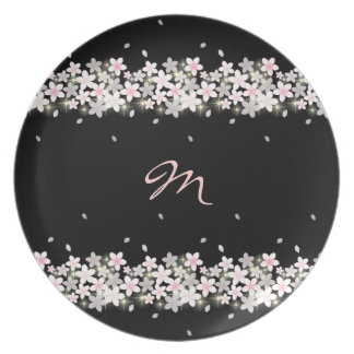 Cherry Blossom Party Plates